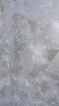 Piso de fundo de cimento de concreto e superfície de textura áspera velha e cor cinza.