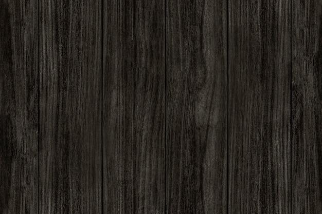 Piso de madeira escura