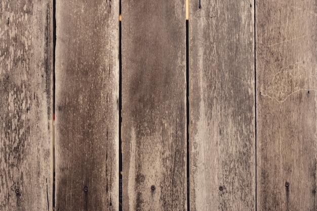 Piso de madeira ou parede de fundo