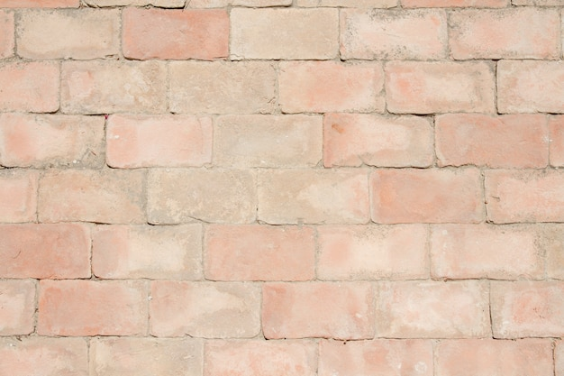 Piso de tijolos