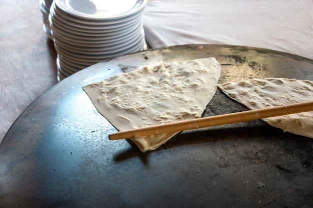 Pita turco tradicional