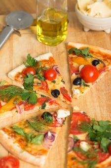 Pizza deliciosa