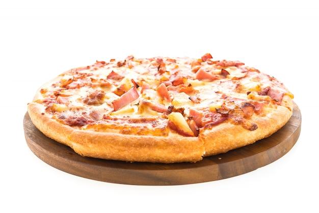 Pizza havaiana