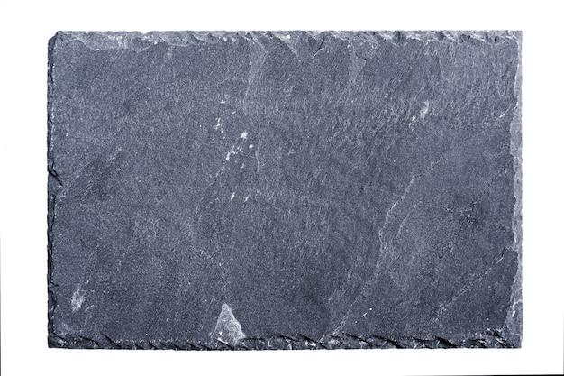 Placa de ardósia em branco