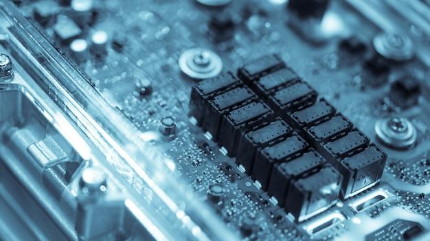 Placa de circuito eletrônico de computador