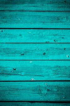 Placa de madeira azul antiga. fundo bonito.