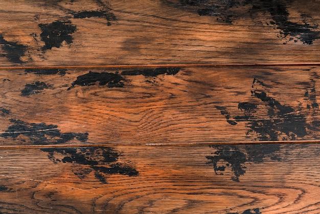 Placa de madeira texturizada.