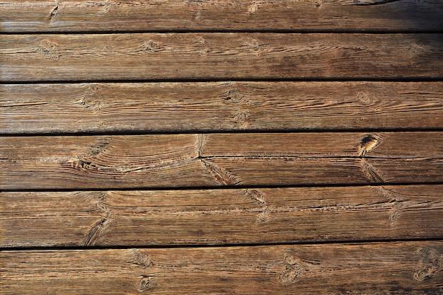Placa de prancha de madeira envelhecida resistida