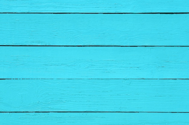 Placas coloridas turquesa. fundo de madeira