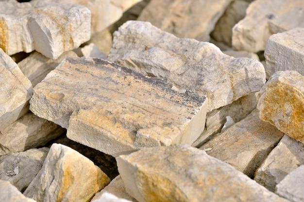 Placas de construção de pedra decorativa