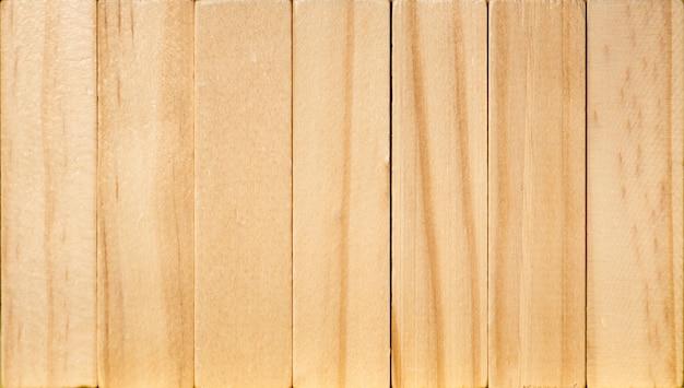Placas verticais marrons claras, parede de pranchas de madeira