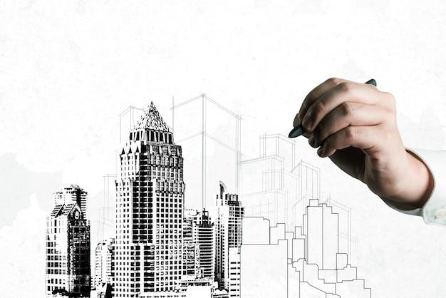 Planejamento civil e incorporação imobiliária.