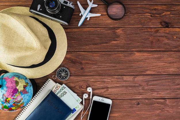 Planejamento de viagens para férias