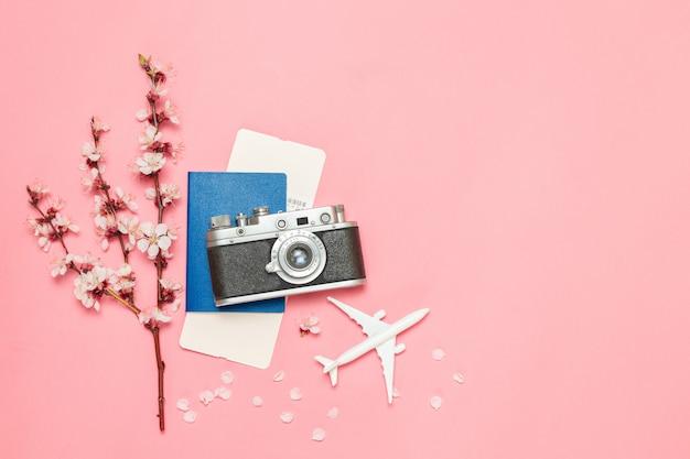 Planejamento mundial de viagens