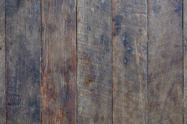 Plank wood wall para texto e fundo