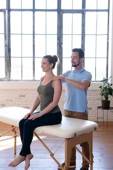 Plano completo do conceito de fisioterapia