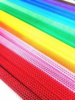 Plano de fundo colorido lado futuro placa e textura