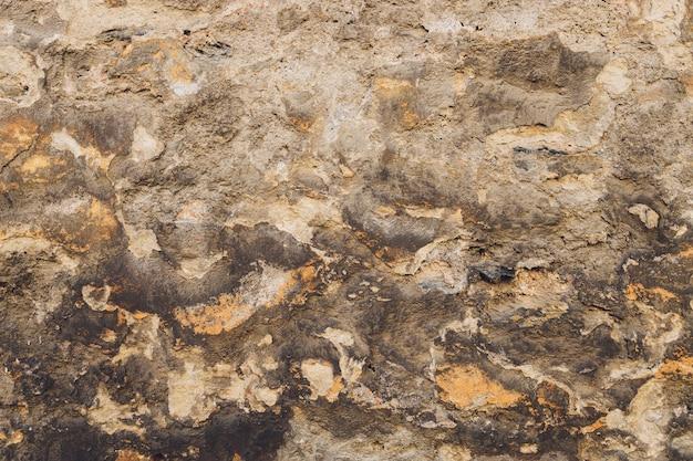Plano de fundo da textura da parede de pedra.