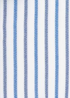 Plano de fundo da textura do tecido. padrão listrado