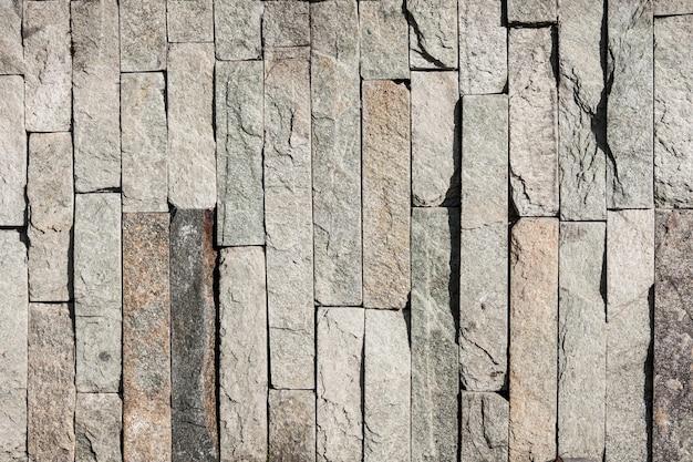 Plano de fundo de ladrilhos de pedra natural, parede de tijolo de mármore