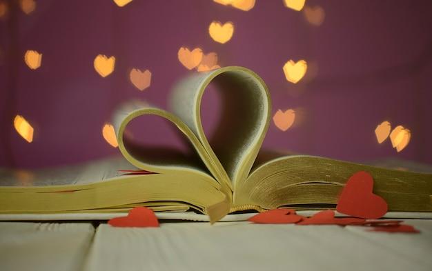 Plano de fundo dia dos namorados com corações