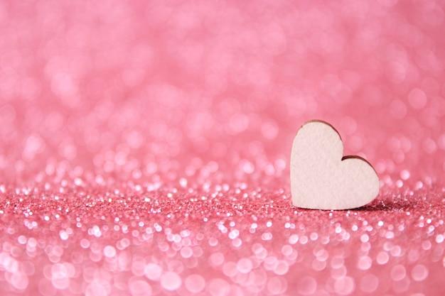 Plano de fundo dia dos namorados em estilo minimalismo. corações, plano de fundo, local para inserir texto. foto de alta qualidade
