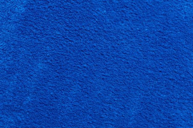 Plano de fundo do tapete azul de close, papel de parede