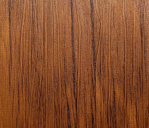 Plano de fundo e textura da superfície de móveis decorativos de madeira de nogueira.