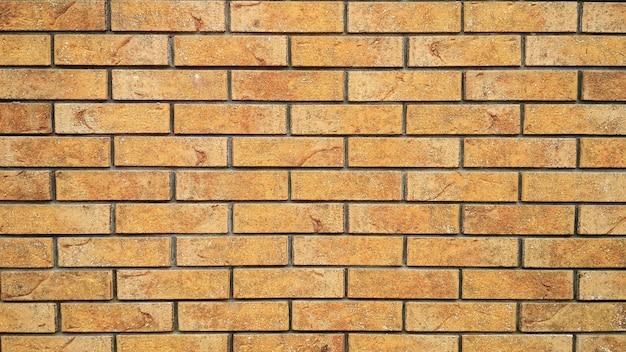 Plano de fundo em forma de parede de tijolos