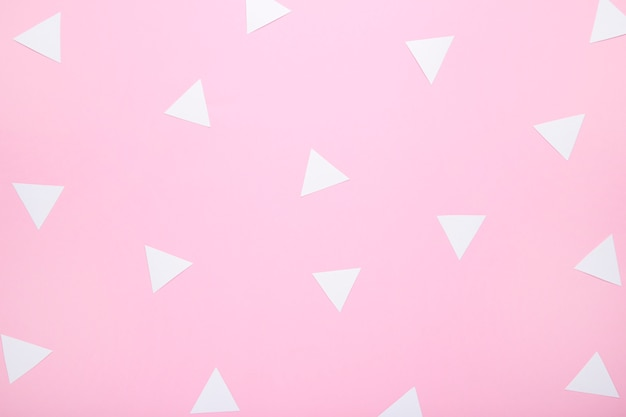 Plano de fundo multicolorido de um papel de cores diferentes, pastel