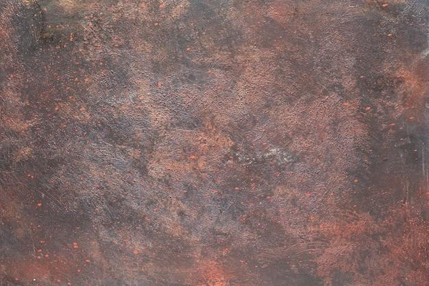 Plano de fundo texturizado cinza escuro. com espaço de cópia. vista do topo