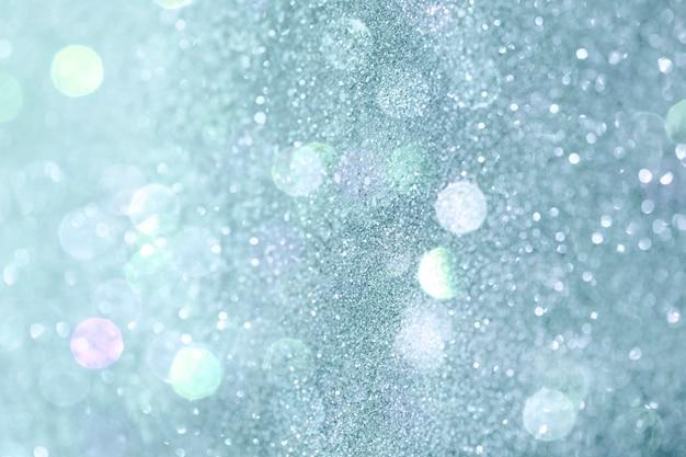 Plano de fundo texturizado com glitter azul brilhante