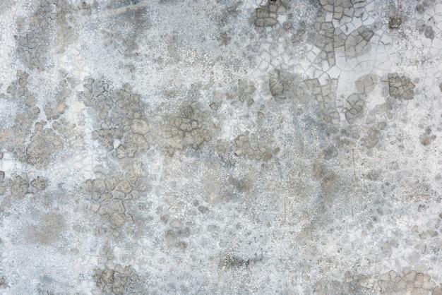 Plano de fundo texturizado de cimento cinza grunge