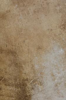 Plano de fundo texturizado de concreto marrom grunge