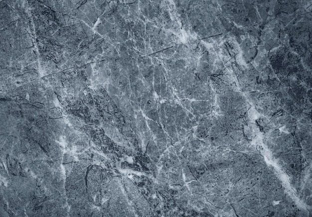 Plano de fundo texturizado de mármore cinza e branco azulado