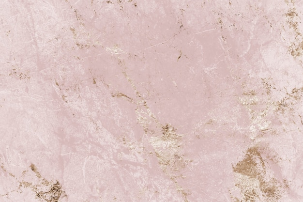 Plano de fundo texturizado de mármore rosa e dourado