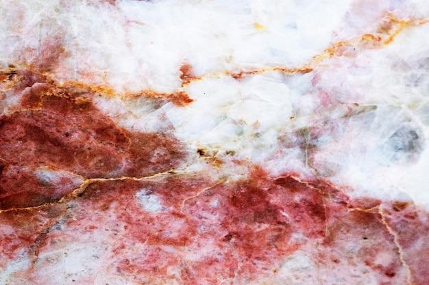 Plano de fundo texturizado de mármore vermelho rachado