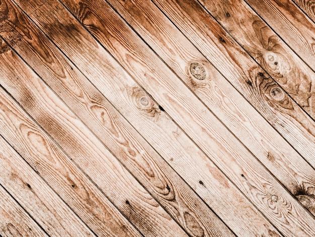 Plano de fundo texturizado de painéis de madeira velhos