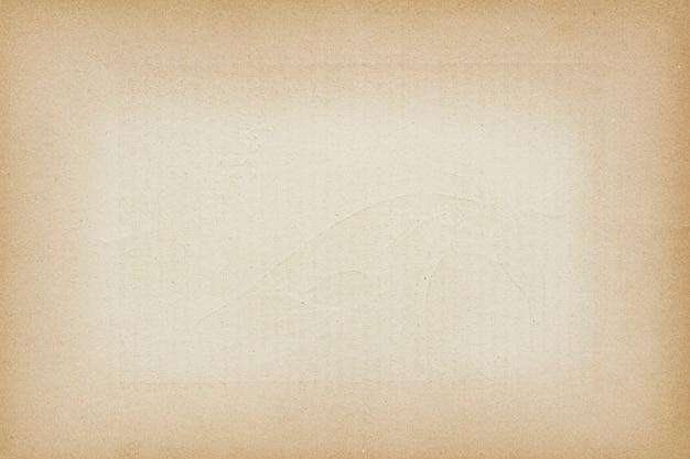 Plano de fundo texturizado de papel velho em branco