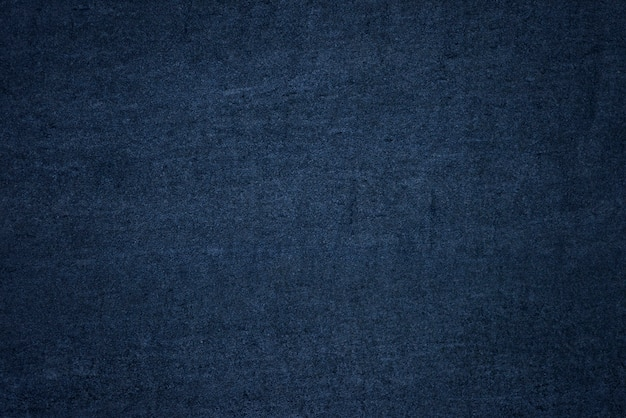 Plano de fundo texturizado de parede lisa azul