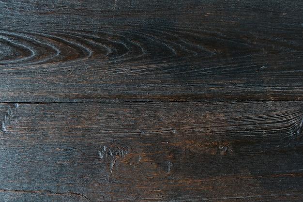 Plano de fundo texturizado de prancha de madeira grunge