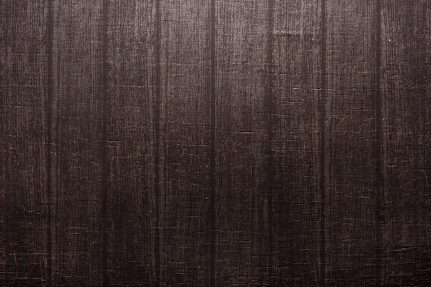 Plano de fundo texturizado de prancha de madeira marrom