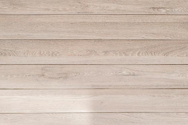 Plano de fundo texturizado de pranchas de madeira branqueada