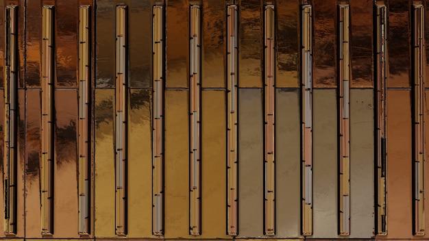 Plano de fundo texturizado metálico