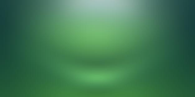 Plano de luxo verde gradiente abstrato estúdio fundo vazio sala com espaço para seu texto e imagem Foto gratuita