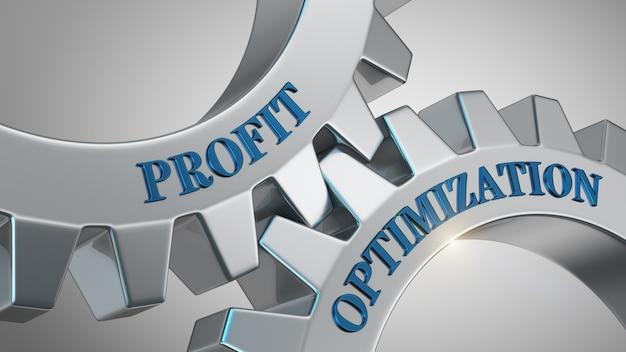 Plano de otimização de lucro