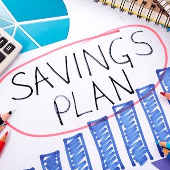 Plano de poupança