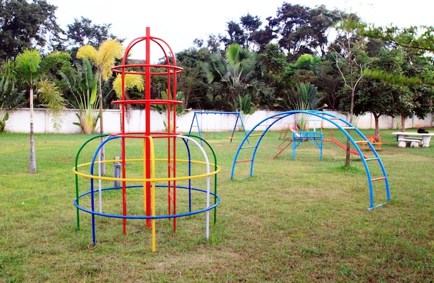 Playground sem filhos