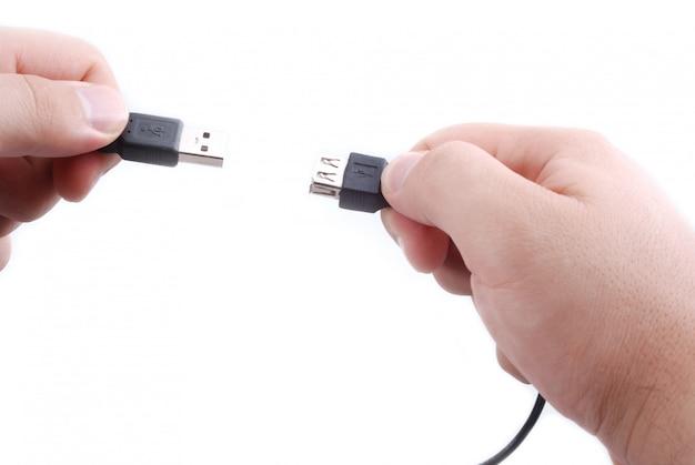 Plug and play usb