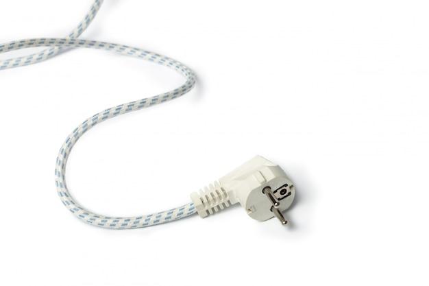 Plugue de cabo de ferro elétrico